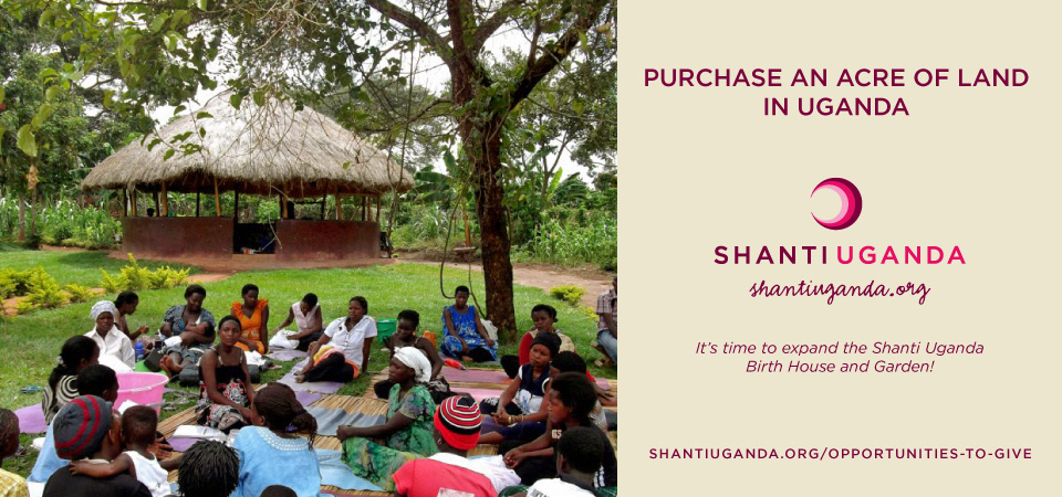 shanti uganda Global Team of 200