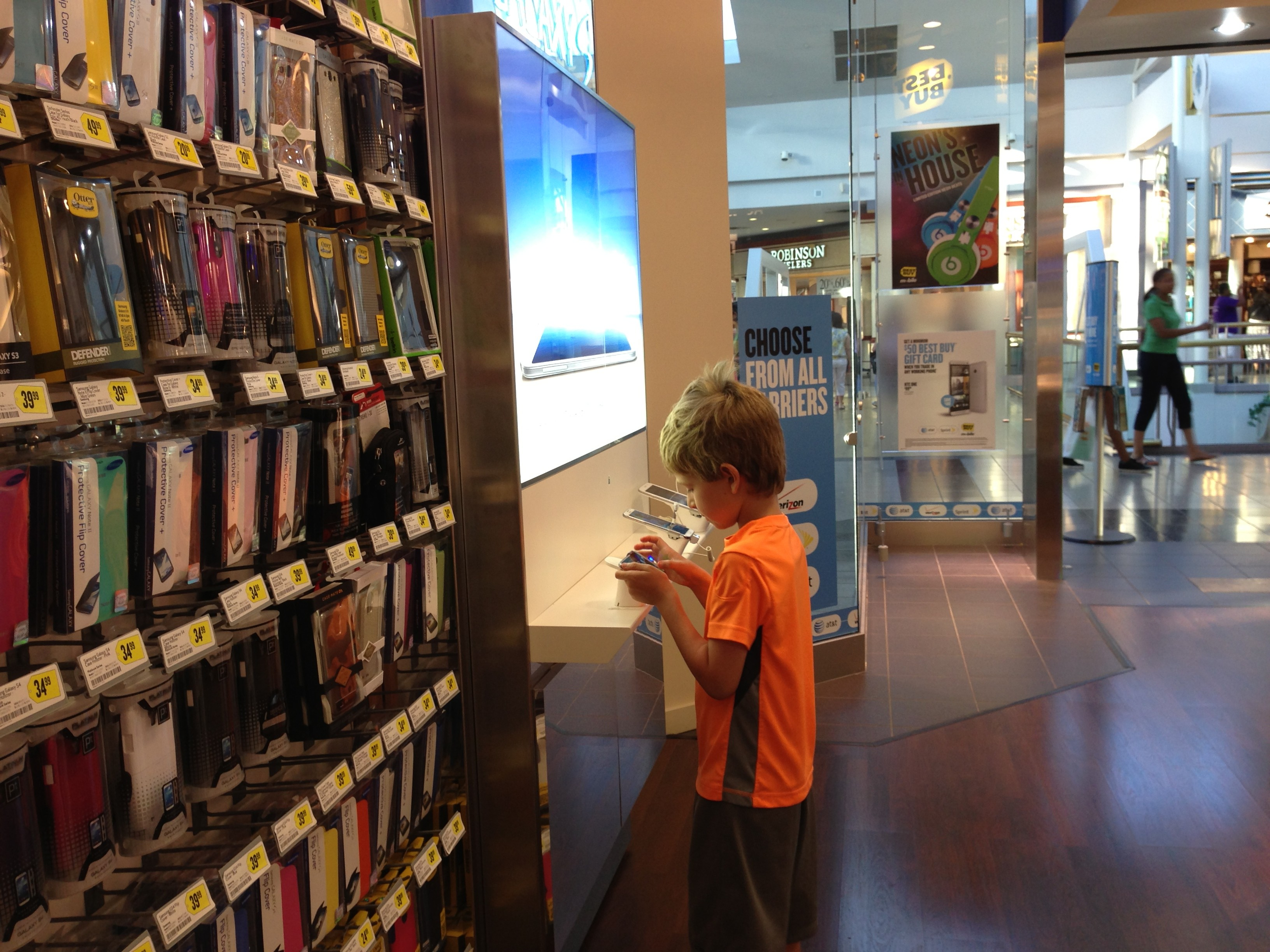 best buy mobile Find all of the stores, dining and entertainment options located at miller hill mall.
