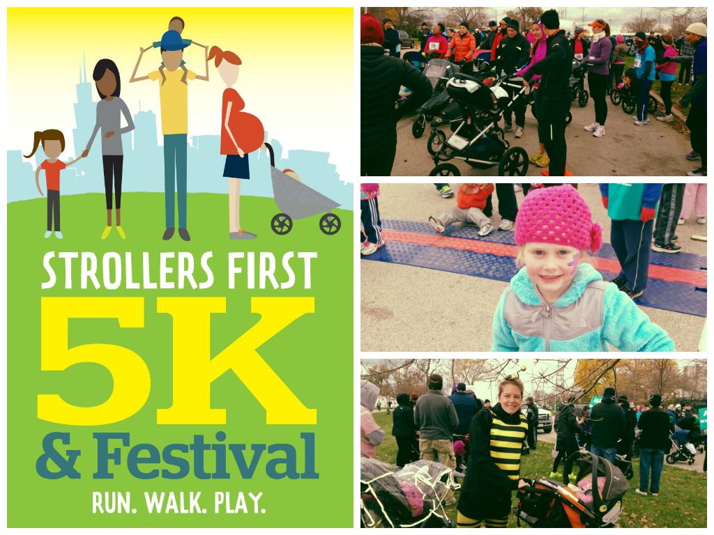 NPN Hosts Strollers First 5K + Family Festival in Chicago