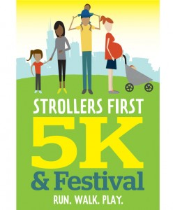 NPN Strollers First 5K Chicago