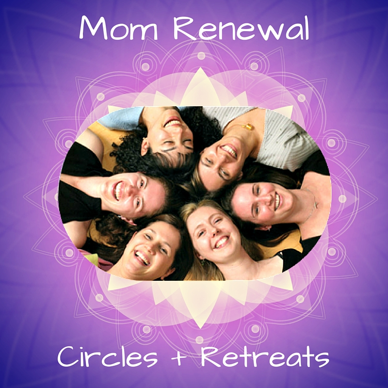 Mom Renewal Circles and Retreats