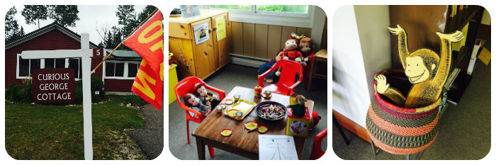 Curious George Collage