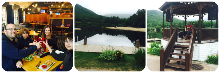 Waterville Valley Resort in New Hampshire's White Mountains CollageCollage