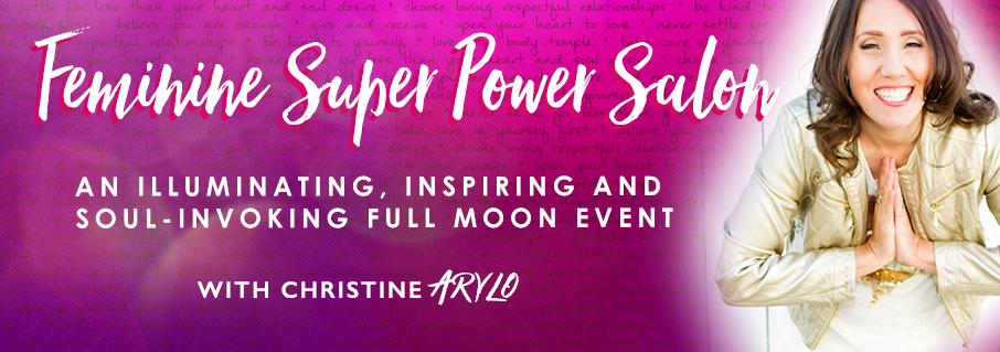 Philadelphia Feminine Super Power Full Moon Circle