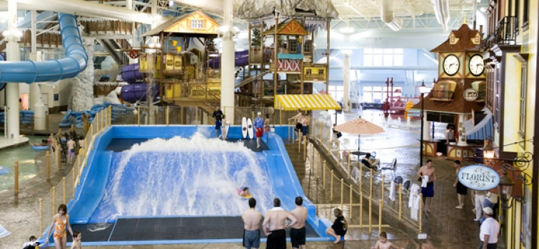 Avalanche Bay Named Among 'The World's Coolest Indoor Water Parks' by Condé Nast Traveler