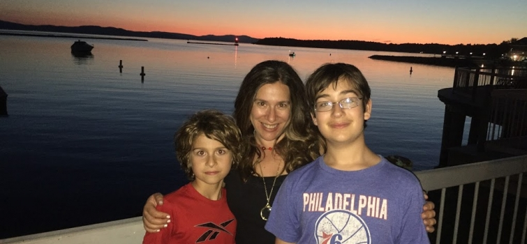 Burlington, Vermont Family Vacation