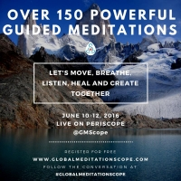 Global Meditation Scope: 150+ Free Meditations Live-Streamed Around the World