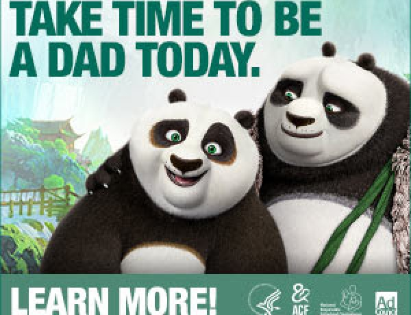 What Kung Fu Panda 3 Has To Do with Taking Time to Be a Dad (PSA)